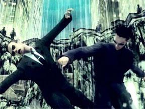Really Entering The Matrix