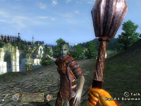 Oblivion Conquers The PS3