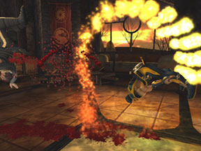 Mortal Kombat Armageddon (Wii Version)