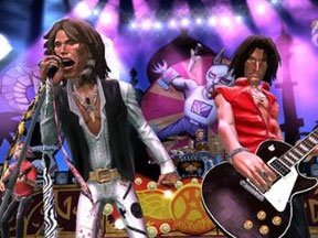 AeroSmith Has Got Game
