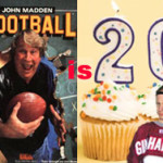 Madden Football Turns 20