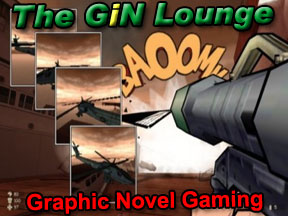 Graphic Novel Gaming
