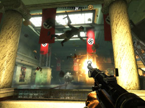 Returning (again) To Wolfenstein