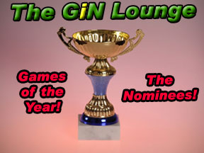 The 2009 Games Of The Year Nominees