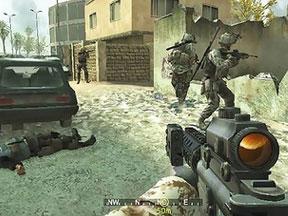 The Wii Gets Modern (Warfare)