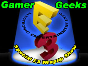 An E3 Wrap Up