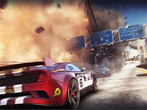 Split/Second Offers Insane Combat Racing