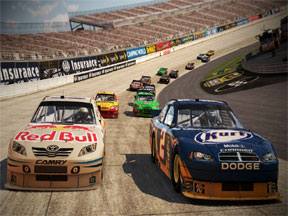 Gearing Up for NASCAR Action