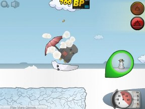 It's a Bird…It's a Plane…It's a Penguin?