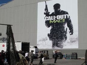 Call of Duty XP, Infiltrated