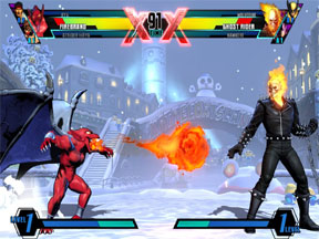 New Characters Pile Into The Fight