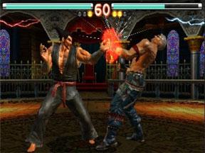 Feel The Tekken Punches in 3D