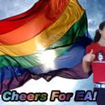 EA, BioWare, Fly The Rainbow Flag