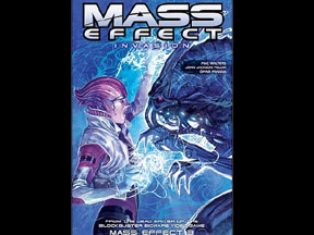 Mass Effect Gets Graphic