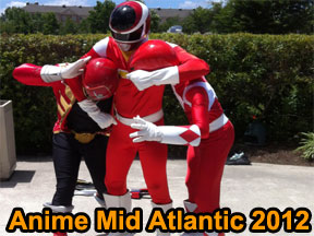 Anime Mid Atlantic 2012 Takes Flight