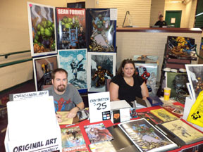 A Great Time At The Akron-Canton Comic Convention