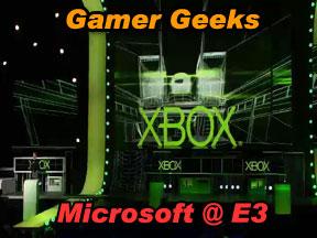 Microsoft @ E3
