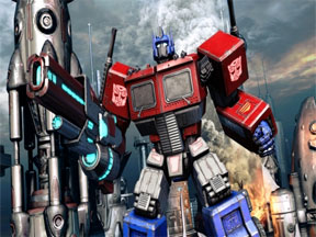 Fall of Cybertron Rises Above Movie Tie-ins