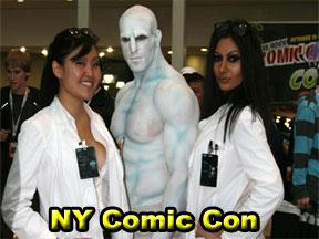 Gaming And Fun At New York Comic Con