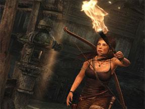 Lara Croft Gets A Perfect Reboot