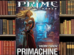 Primachine Is An Epic Tale From Prime World