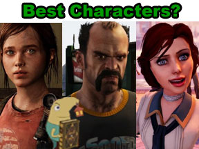 Best Characters Of The Year?