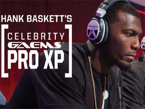 Hank Baskett Hosts Super Bowl Games Party