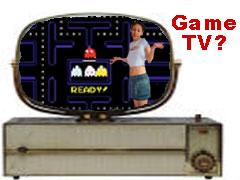 Games Vs. TV