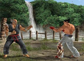 Tekken Gets Redeemed