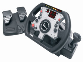 F1 Controller Is The Wheel Deal