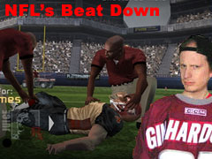 NFL Gets Blitzed!