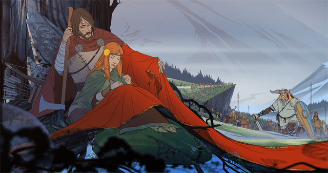 The Banner Saga Proudly Marches Forward