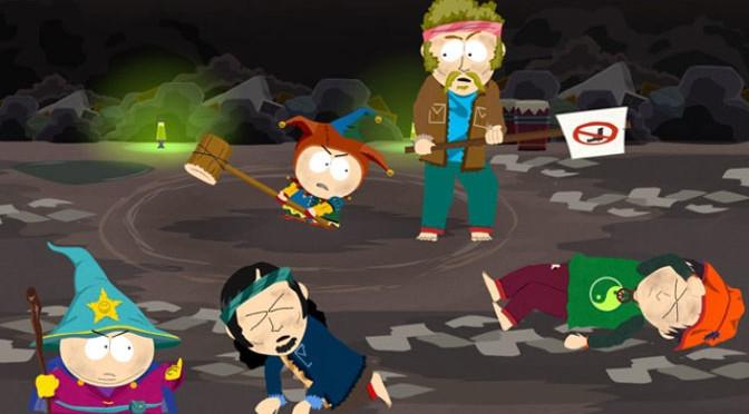 Cartman says hi!