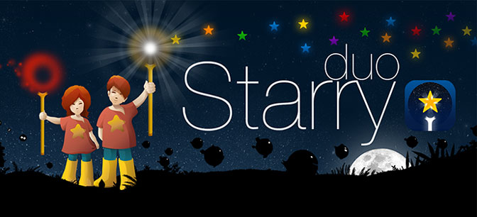 Starry Duo Isn't Just Child's Play