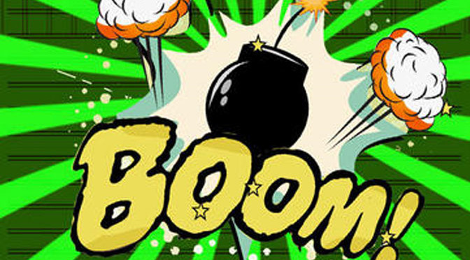 Talk About An Angry Bird – Chirp Bomb Blasts Competition