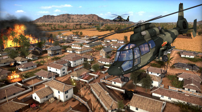 Wargame: Red Dragon Challenges Strategy Enthusiasts