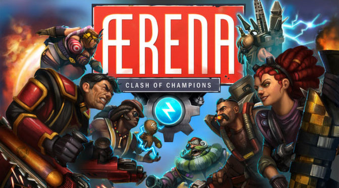 Steampunk Goes Fighting With AErena: Clash of Champions