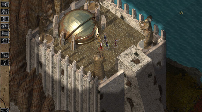 Baldur's Gate II Brings Classic RPGing To Apple iOS