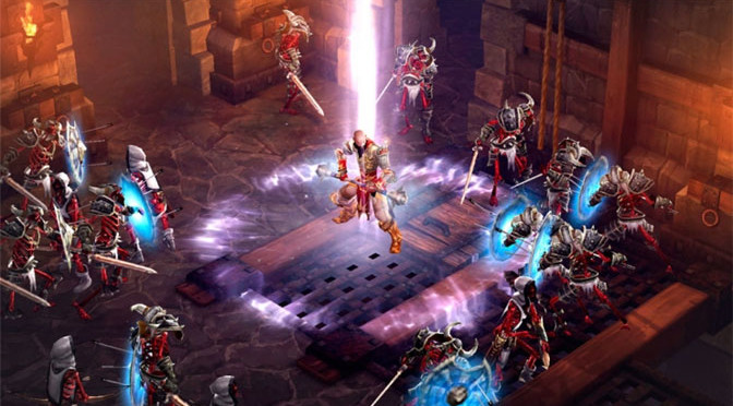 Diablo Chapter One Now Available For The First Time in Digital Format