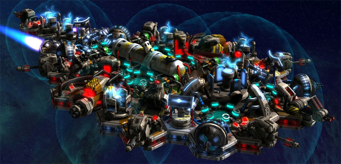 Blast Off For Mobile Tower Defense With Space Run