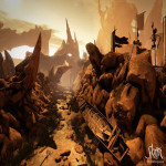 SKARA Shows Off New Unreal Engine