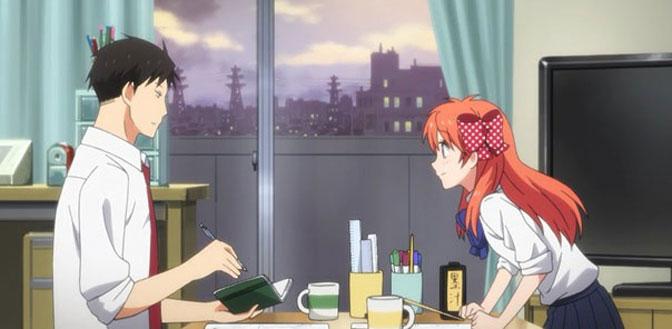 Anime Sunday: Gekkan Shoujo Nozaki-kun