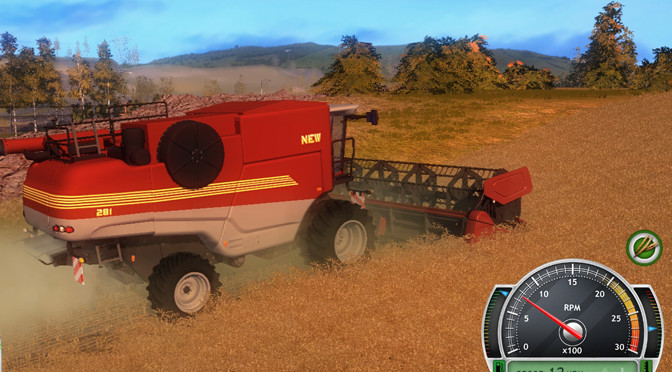 Watching The Grass Grow with Professional Farmer 2014
