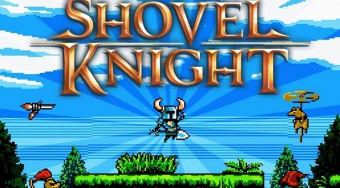 Digging for Treasure in Shovel Knight