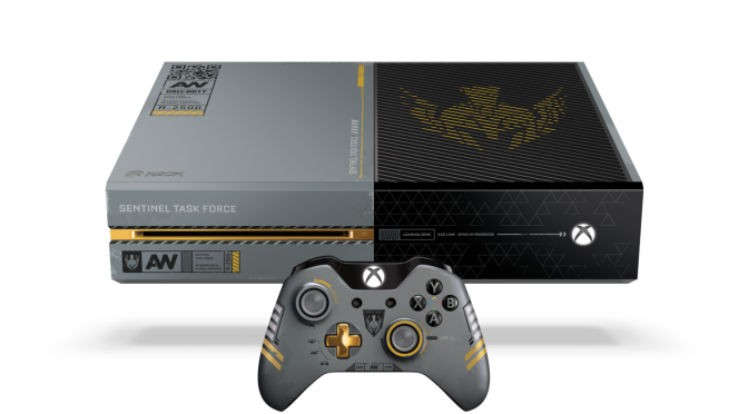 FIFA 15, CoD and Sunset Overdrive Xbox One Bundles Announced