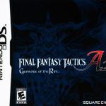 Retro Game Friday: Final Fantasy Tactics A2