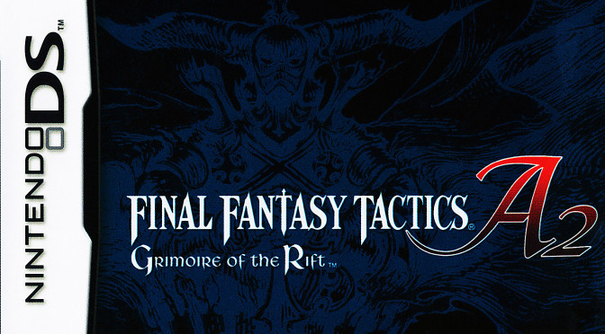 Retro Game Friday: Final Fantasy Tactics A2