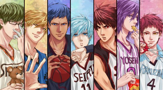 Manga Monday: Kuroko's Basketball by Tadatoshi Fujimaki