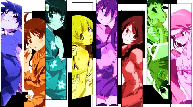 Anime Sunday: Bakemonogatari