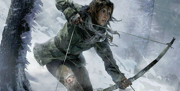 Rise of the Tomb Raider Xbox One Exclusive